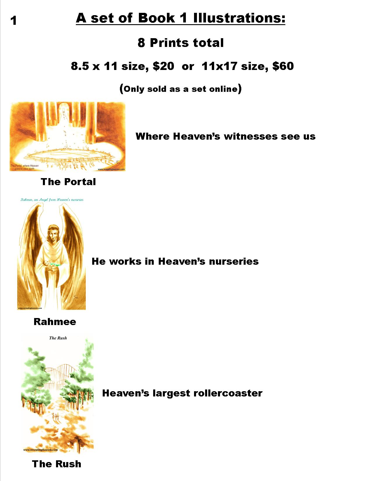 2. Revealing Heaven Illustrations A