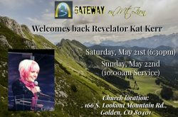 Kat Kerr Colorado USA May 2016