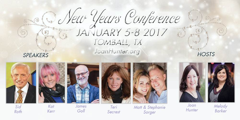 Kat Kerr New Years Conference 2017
