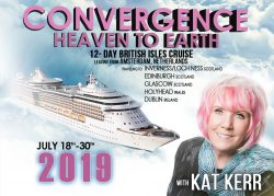 Kat Kerr 2019 British Isles Cruise