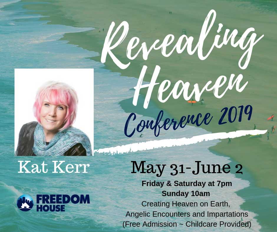 Kat Kerr May June Ontario Canada Brantford