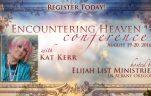 August 2016 Elijah List Conference