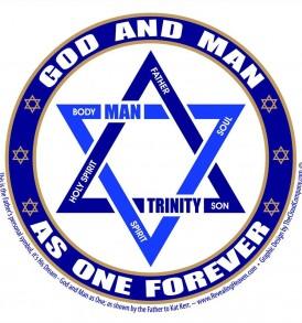 God's Symbol sticker