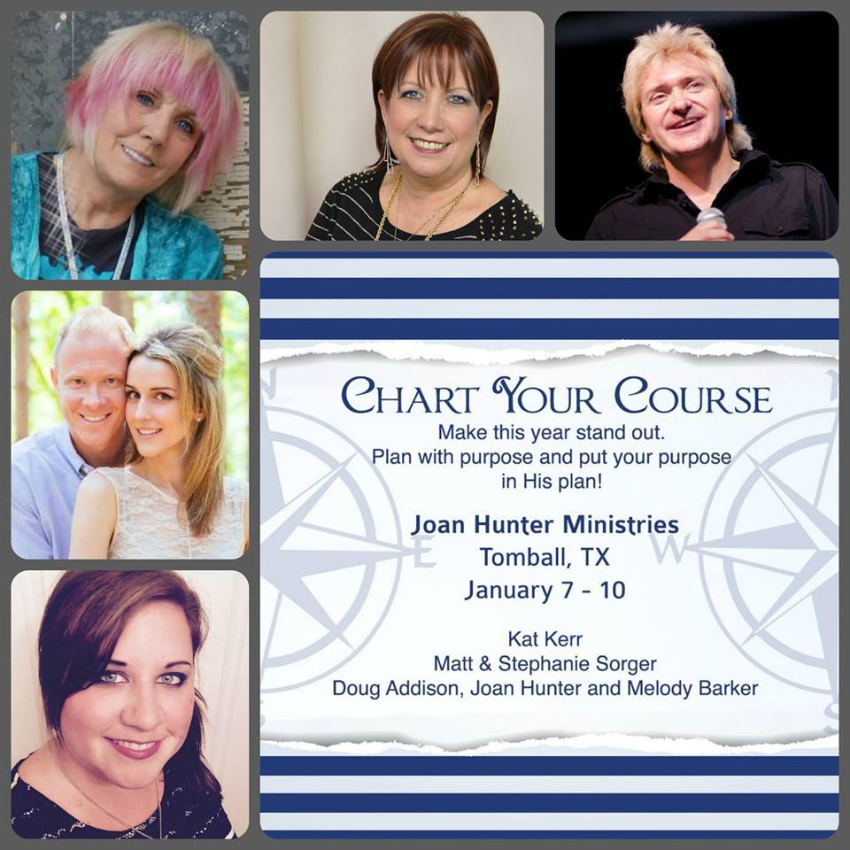 Kat Kerr Jan 7-10 2016 Tomball TX Conference