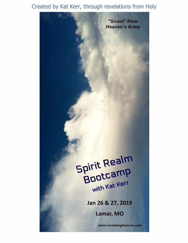 Kat Kerr Jan 25-27 2019 Lamar Family Ministries
