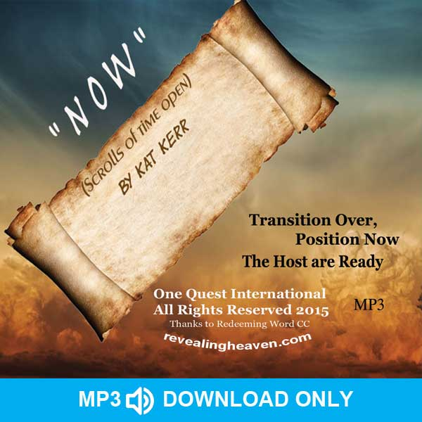Now Audio MP3 - DOWNLOAD ONLY