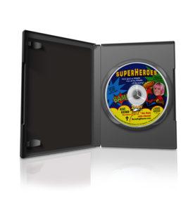 Superheroes Audio CD Set (2 CDs)