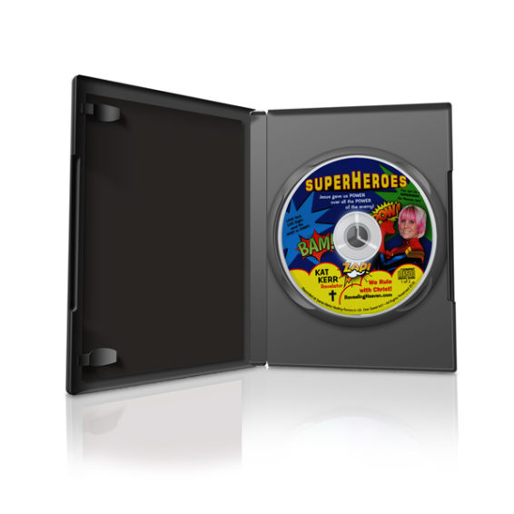 Superheroes Audio CD Set (2 CDs)