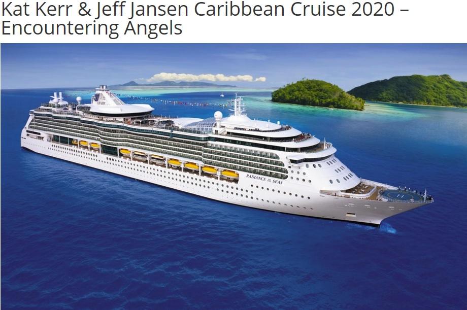 Western Caribbean Cruise 2020 Kat Kerr Jeff Jansen