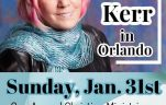 Kat Kerr January 2021 Orlando Florida