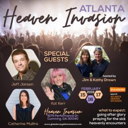 kat kerr jeff jansen jim kathy drown catharine mullins 2019.02.15-17 heaven invasion atlanta GA
